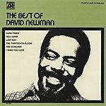 David 'Fathead' Newman The Best Of David Newman