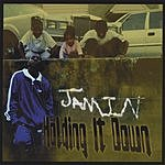 Jamin Holding It Down