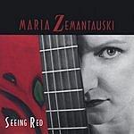 Maria Zemantauski Seeing Red