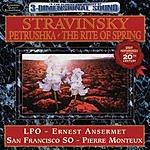 Ernest Ansermet Stravinsky: Petrushka (1911 Version) & The Rite Of Spring (1913 Version)