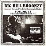 Big Bill Broonzy Complete Recorded Works, Vol.11: 1940-1942
