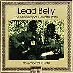 Leadbelly Lead Belly Private Party, Minneapolis Minnesota '48