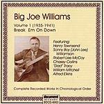 Big Joe Williams Complete Recorded Works, Vol.1 (1935-1941)