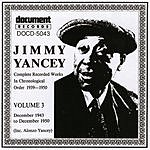 Jimmy Yancey Jimmy Yancey: Complete Recorded Works, Vol.3 (1943-1950)