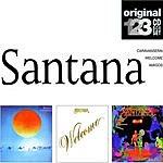 Santana Aravanserai/Welcome/Amigo (3 CD Box Set)