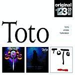 Toto Toto/Hydra/Turn Back (3 CD Box Set)
