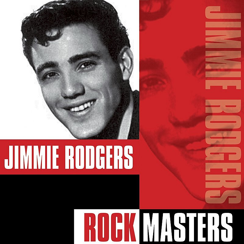 Cover Art: Rock Masters: Jimmie Rodgers