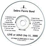 Debra Farris Band Live 2000