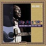 Skip James Skip James Live 1964 & 1966