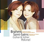 Güher Pekinel Sonata For 2 Pianos, Op.34b/Variations On A Theme Of Beethoven