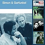 Simon & Garfunkel Sounds Of Silence/Bookends/ (3 CD Box Set)