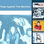 Rage Against The Machine Rage Against The Machine/Evil Empire/The Battle Of Los Angeles (3-CD Box-Set)