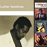 Luther Vandross Never Too Much/Forever, For Always, For Love/Busy Body (3 CD Box Set)
