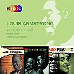 Louis Armstrong Best Of The Hot Five And Hot Seven Recordings/Plays W.C. Handy/Complete Satch Plays Fats (3 CD Box Set)