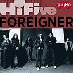 Foreigner Rhino Hi-Five: Foreigner