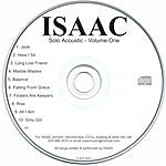 Isaac Solo Acoustic, Vol.1