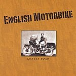 English Motorbike Lonely Road