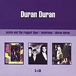 Duran Duran Notorious/Seven And The Ragged Tiger/The Wedding Album (3 CD Box Set)