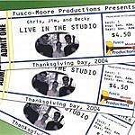 Chris, Jim, & Becky Live in the Studio