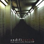 Andifiperish War On Every Front EP