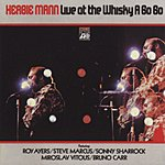 Herbie Mann Live At The Whiskey