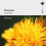 Hortus Musicus Apex: Telemann Quartets