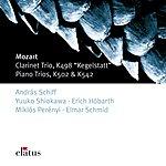 András Schiff Clarinet Trio 'Kegelstatt'/Piano Trios, K.502 & K.542