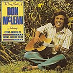 Don McLean The Very Best Of Don Mclean
