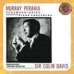 Murray Perahia Piano Concerto in A Minor/Piano Concerto No.2 in D Minor