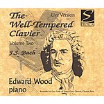 Edward Wood The Well-Tempered Clavier, Vol.2