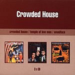 Crowded House Crowded House/Temple Of Low Men/Woodface (3 CD Box Set)
