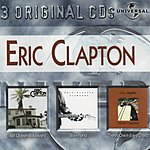 Eric Clapton 461 Ocean Boulevard/Slowhand/There's One In Every Crowd (3 CD Box Set)