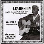 Leadbelly Leadbelly, Vol.2 1940-1943