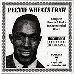 Peetie Wheatstraw Complete Works, Vol.7 1940-1941