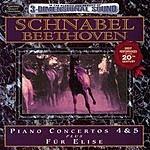 Artur Schnabel Piano Concertos 4 & 5, Fur Elise
