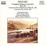 Wolfgang Amadeus Mozart Complete Piano Concertos, Vol. 10