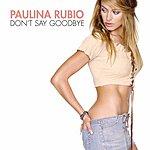 Paulina Rubio Don't Say Goodbye