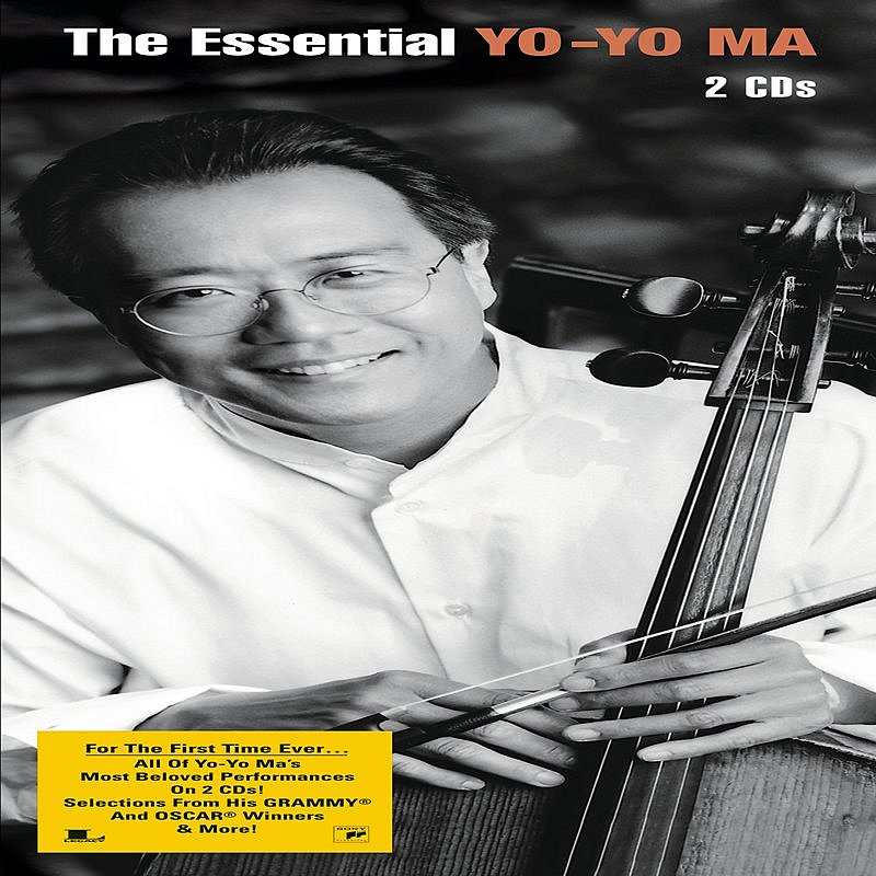 Cover Art: Essential Yo-Yo Ma
