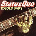 Status Quo 12 Gold Bars