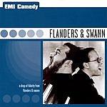 Flanders & Swann A Drop Of Hilarity From Flanders & Swann