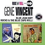 Gene Vincent Blue Jean Bop!/Rocks & The Blue Caps Roll!