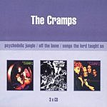 The Cramps Songs The Lord Taught Us/Off The Bone/Psychedelic Jungle