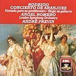 Angel Romero Concierto De Aranjuez/Fantasia/Elogio De Guitarra