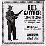 Bill Gaither Bill Gaither, Vol.2: 1936-1938