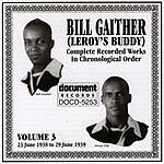 Bill Gaither Bill Gaither, Vol.3: 1938-1939