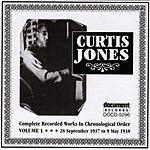 Curtis Jones Curtis Jones, Vol.1: 1937-1938