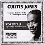 Curtis Jones Curtis Jones, Vol.3: 1939-1940