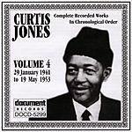 Curtis Jones Curtis Jones, Vol.4: 1941-1953