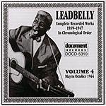 Leadbelly Leadbelly Vol.4 1939-1947