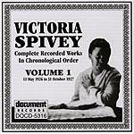 Victoria Spivey Victoria Spivey, Vol.1 1926-1927